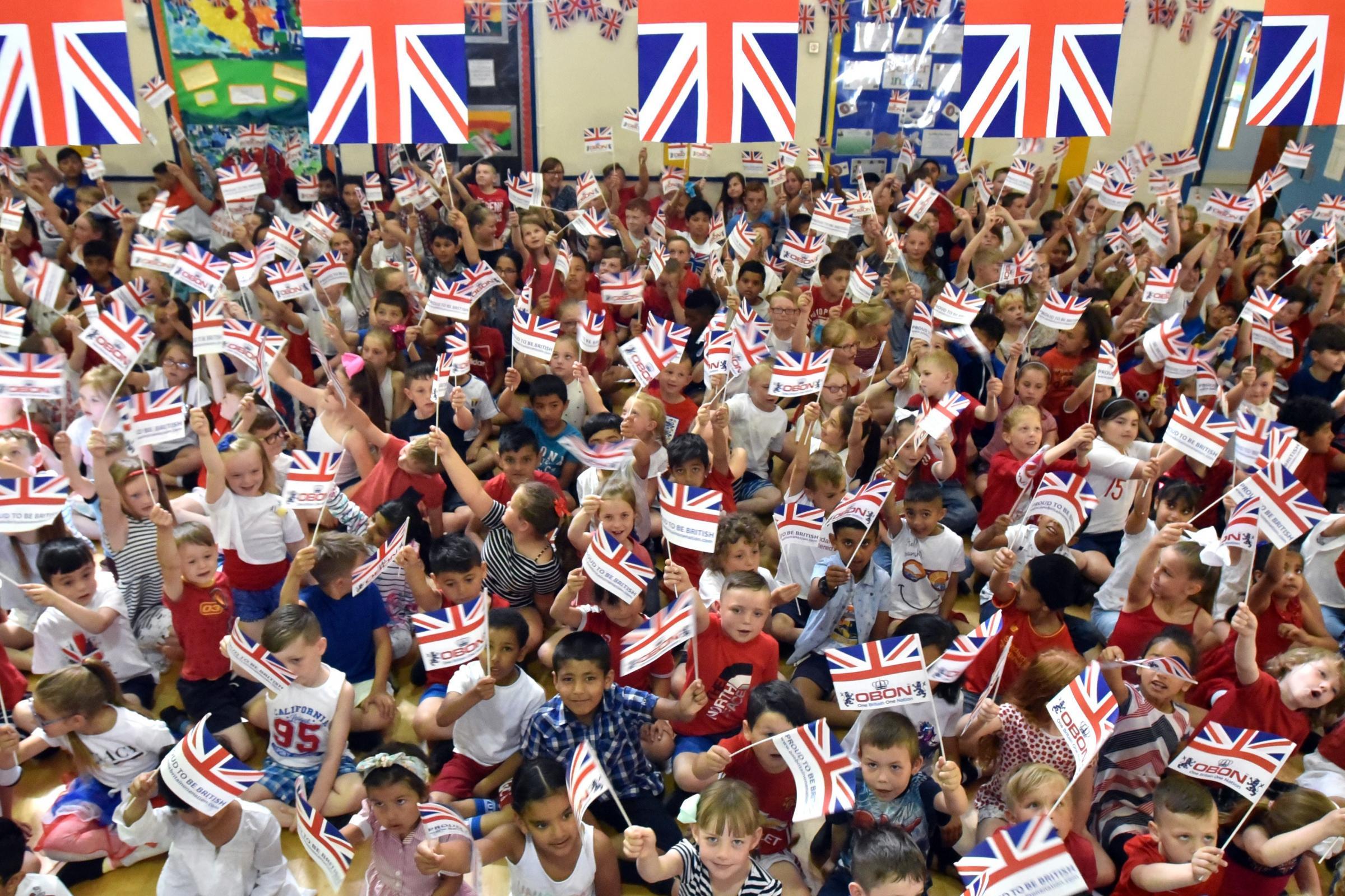 OBON One Britain, One Nation, One Nonsense