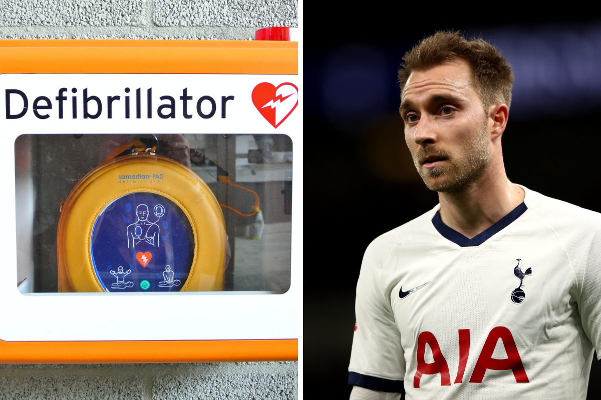 Christian Eriksen: Experts say defibrillators should be more widely available in Scotland