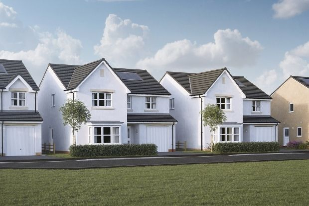 Glasgow homes for sale: New Miller Homes development to launch in Broomhouse next month