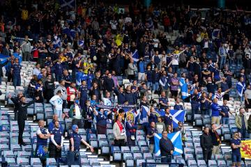 Chris Jack: End of Covid crowd rules is long overdue for Scottish football fans