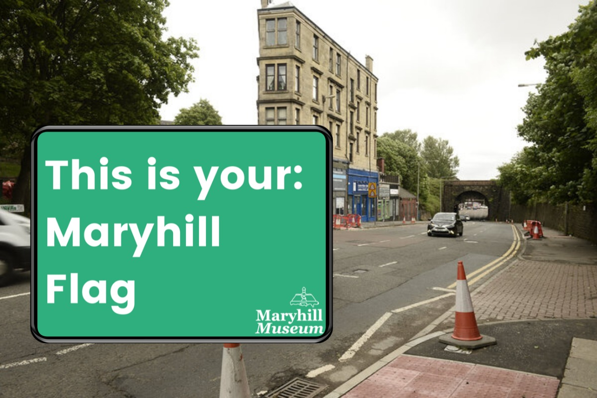 Maryhill residents invited to vote for new community flag