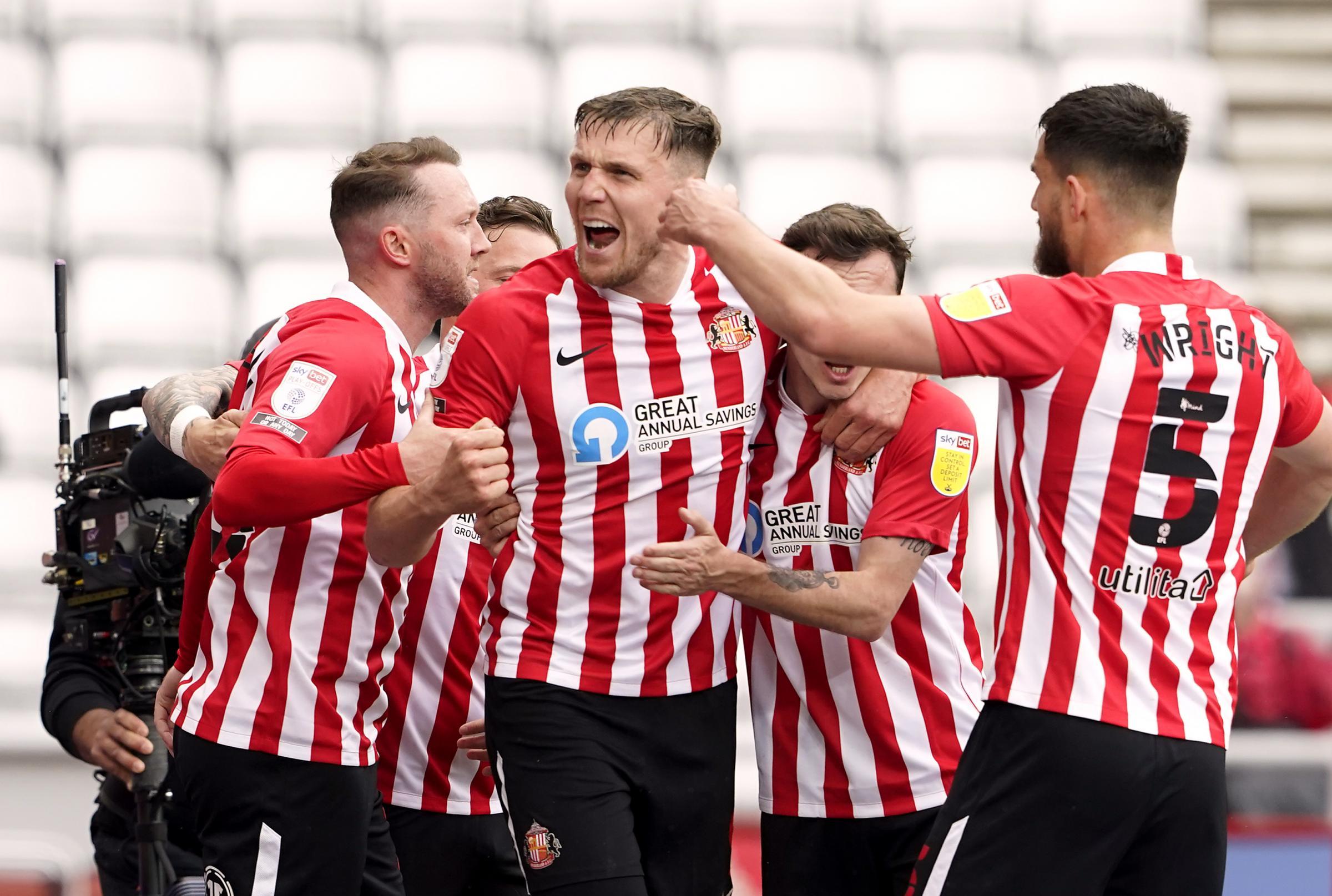 Celtic striker target Charlie Wyke fuels transfer links with Sunderland farewell