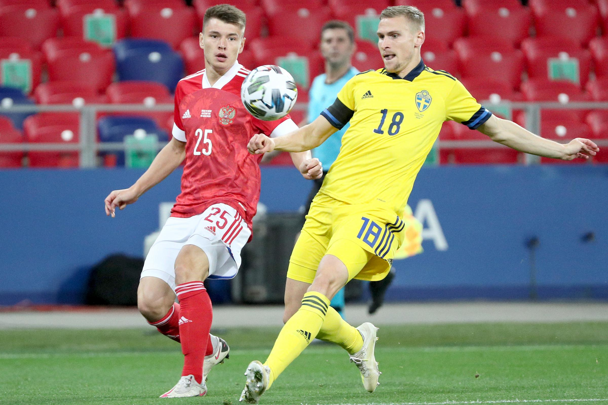 Celtic make contact over Sweden defender Carl Starfelt as long-term Kris Ajer replacement