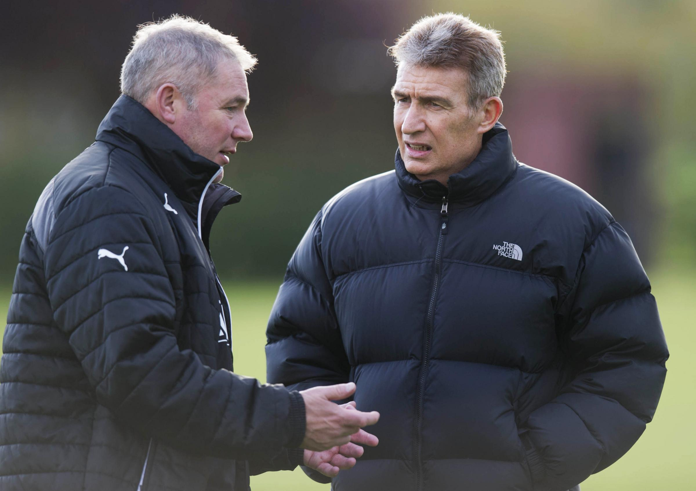 Going for 55: Ally McCoist reflects on Sandy Jardine's Rangers influence and remembers Absent Friends
