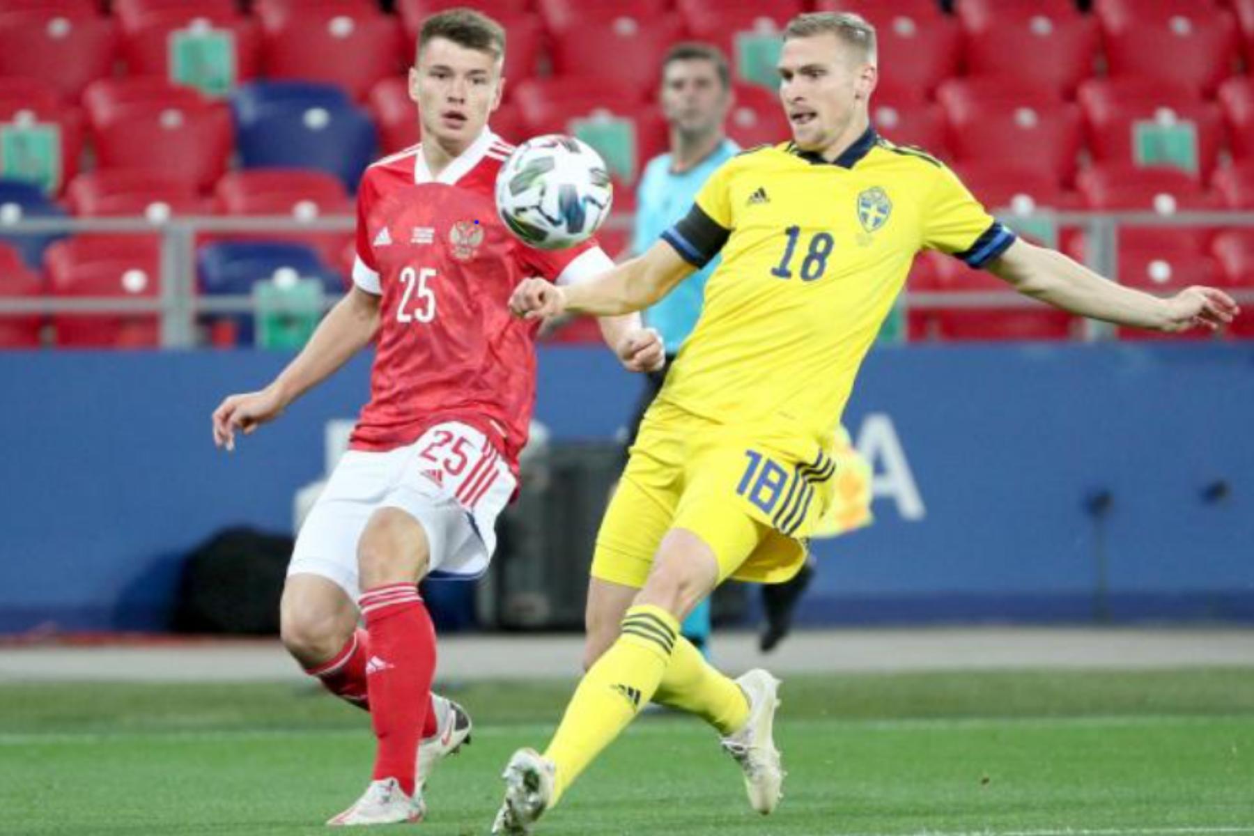 Celtic 'in talks' with Rubin Kazan over £4m defender Carl Starfelt