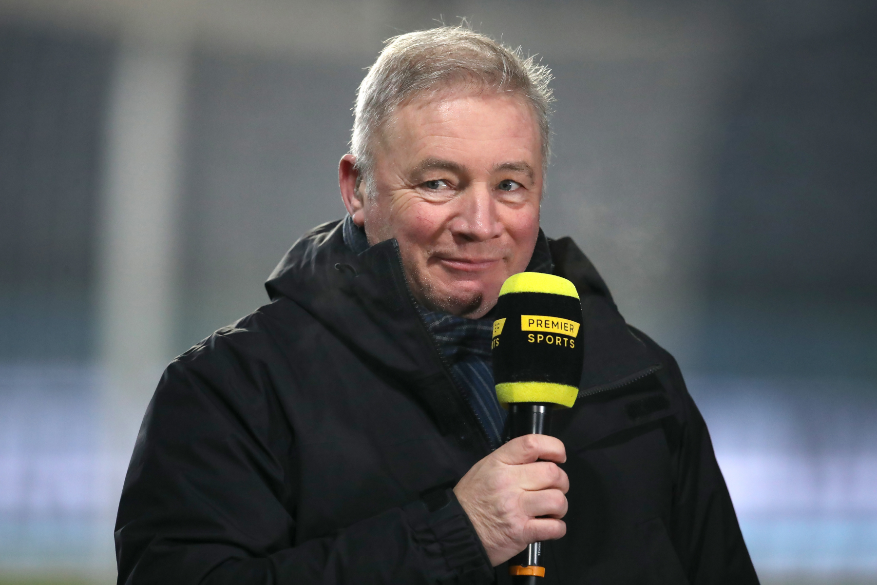 Scotland and Rangers hero Ally McCoist fires cheeky dig at England as he details plans for Euro 2020 final