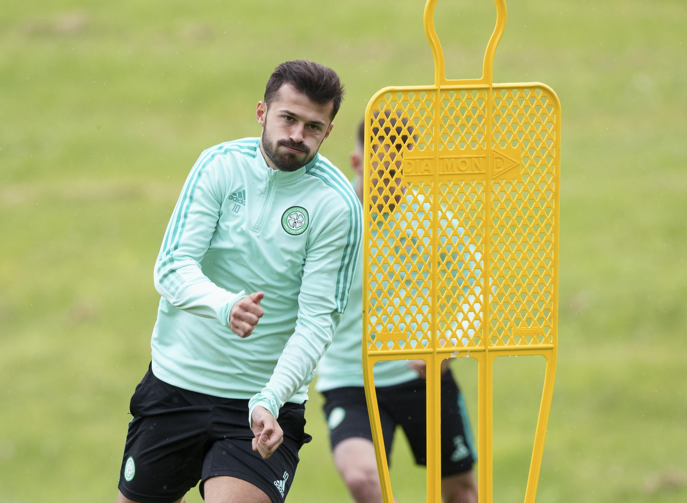 Albian Ajeti vows to put his difficult debut season at Celtic behind him and justify his £5m fee with goals