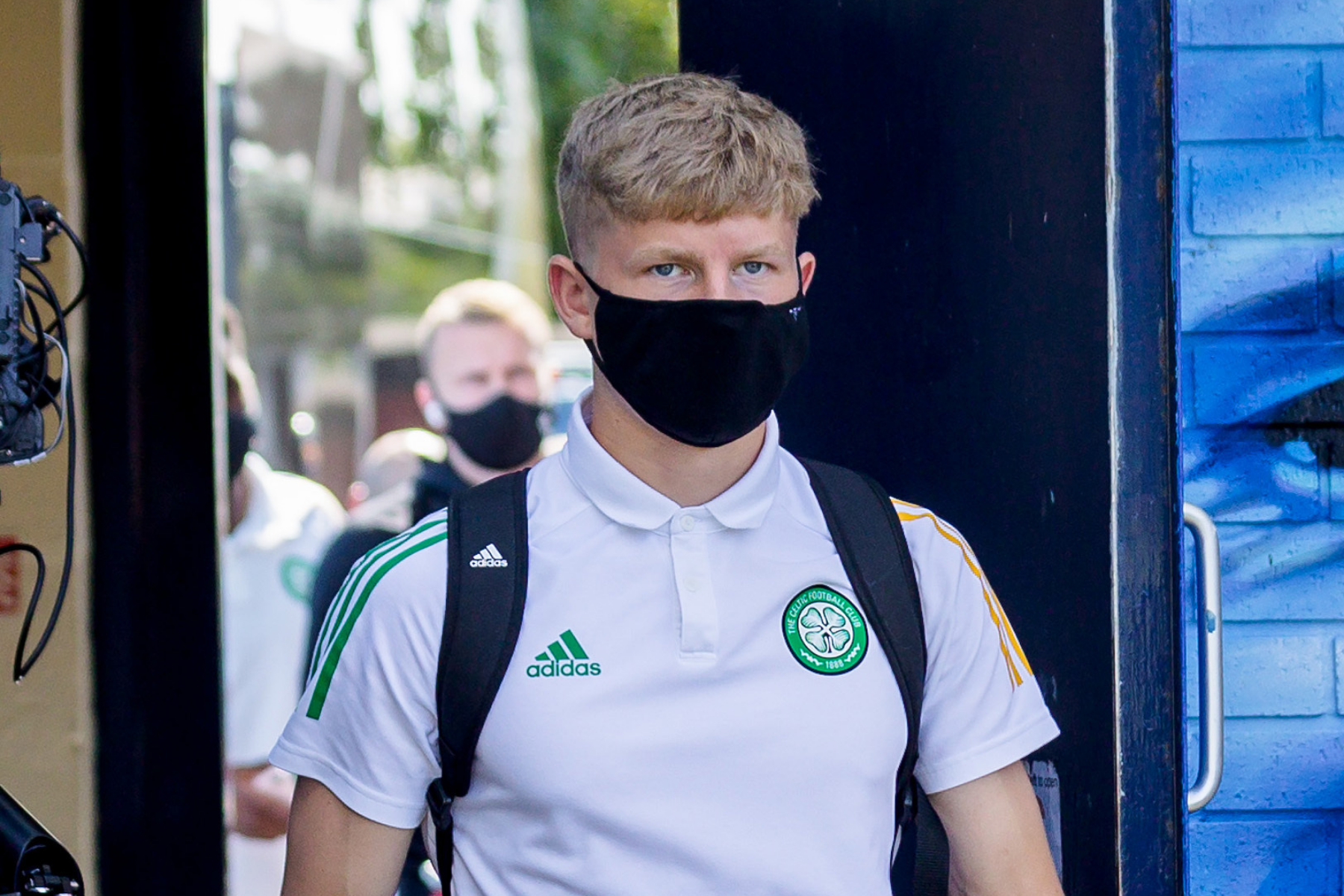 Scott Robertson hopes to earn Celtic first-team spot after loan experience