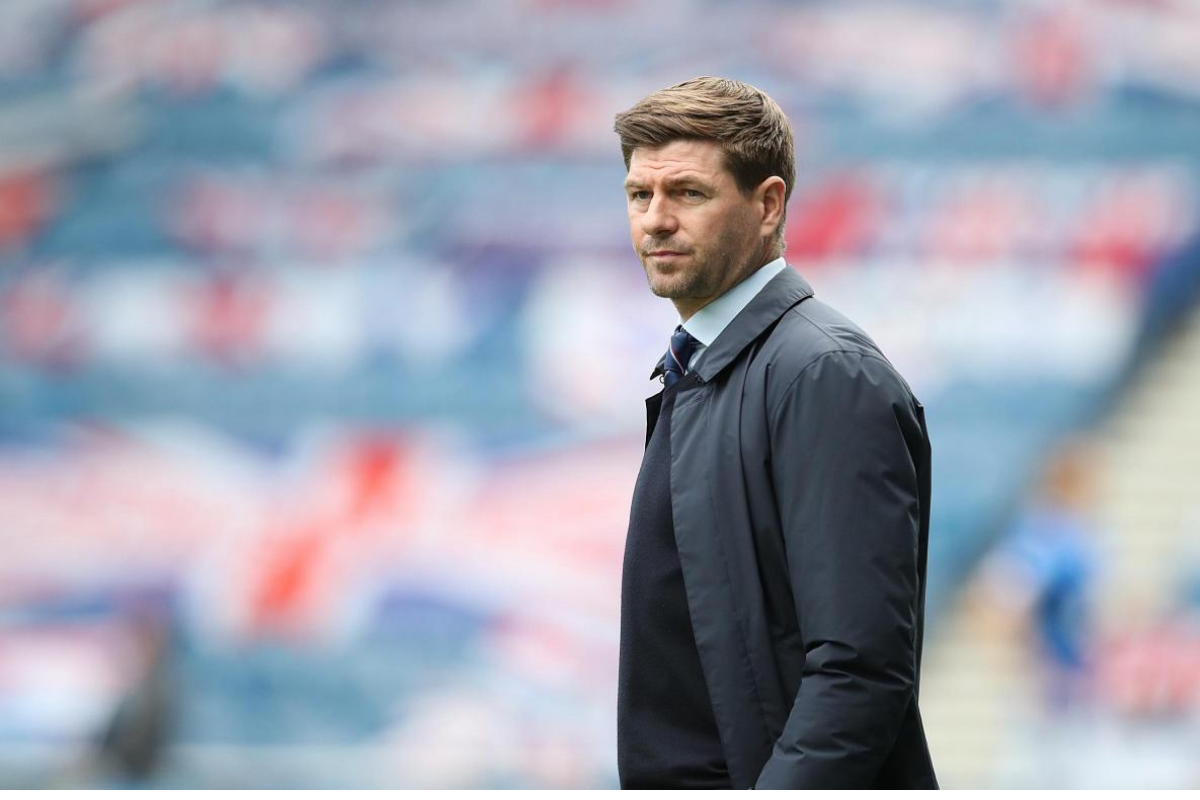 Going for 55: How Steven Gerrard transformed Rangers on and off the park ahead of title glory
