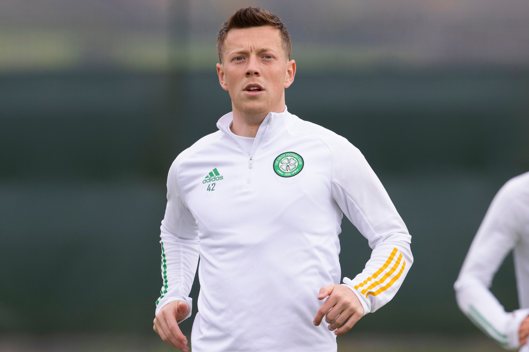 Callum McGregor singles out 'first class' Celtic ace who trained on his own in bid for first team chance