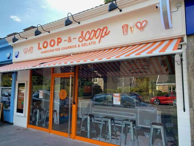 Glasgow ice cream shop Loop and Scoop slammed for no tips policy