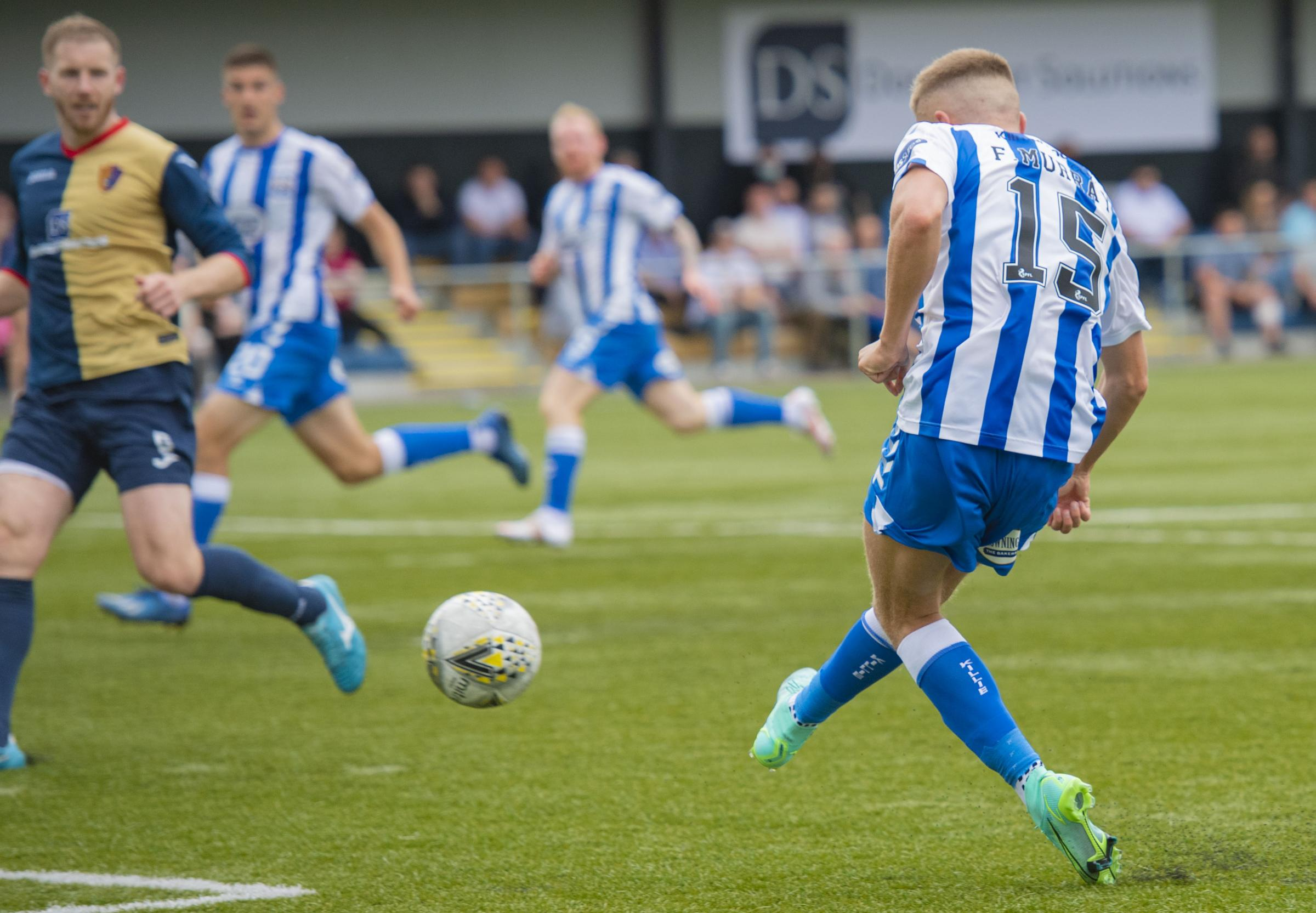 East Kilbride 0-2 Kilmarnock: Tommy Wright content to start cup journey with victory