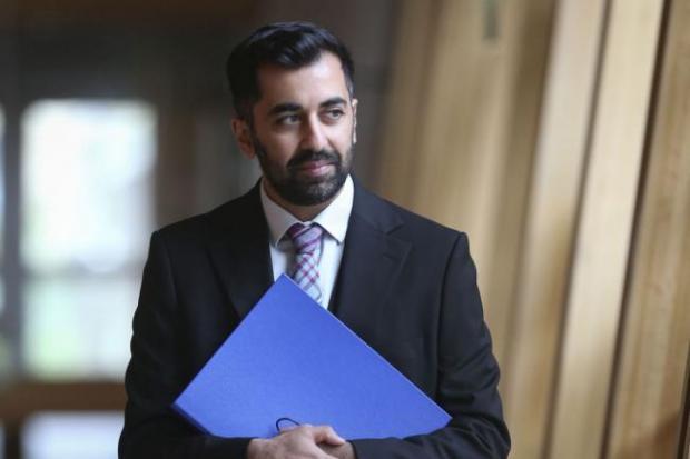 Glasgow Times: Hamza Yousef