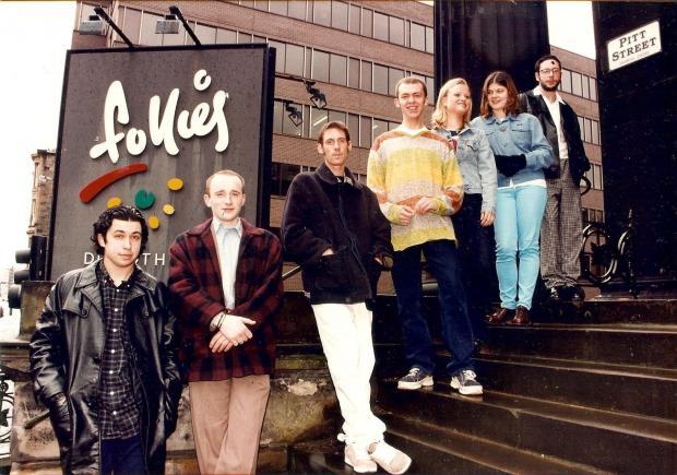 Glasgow Times: Follies