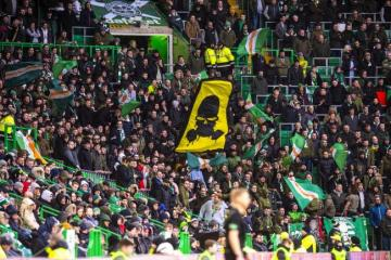 Celtic announce full capacity plans ahead of Jablonec tie as Scots government green-light fan return