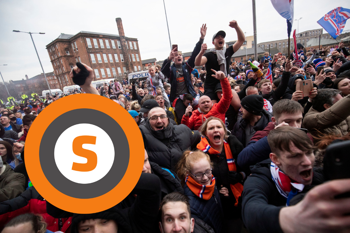 Rangers vs Real Madrid: Glasgow fans fume as Subway to close before end of match