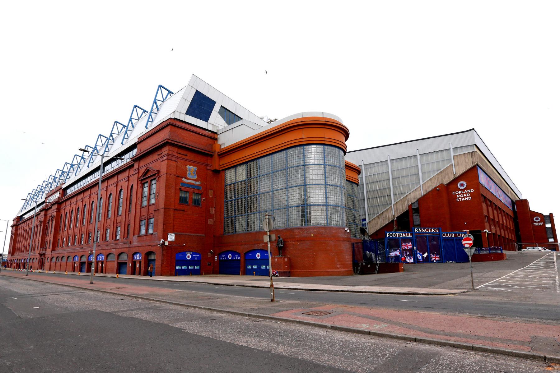 Rangers confirm 23,000 fans allowed inside Ibrox for Livingston league opener