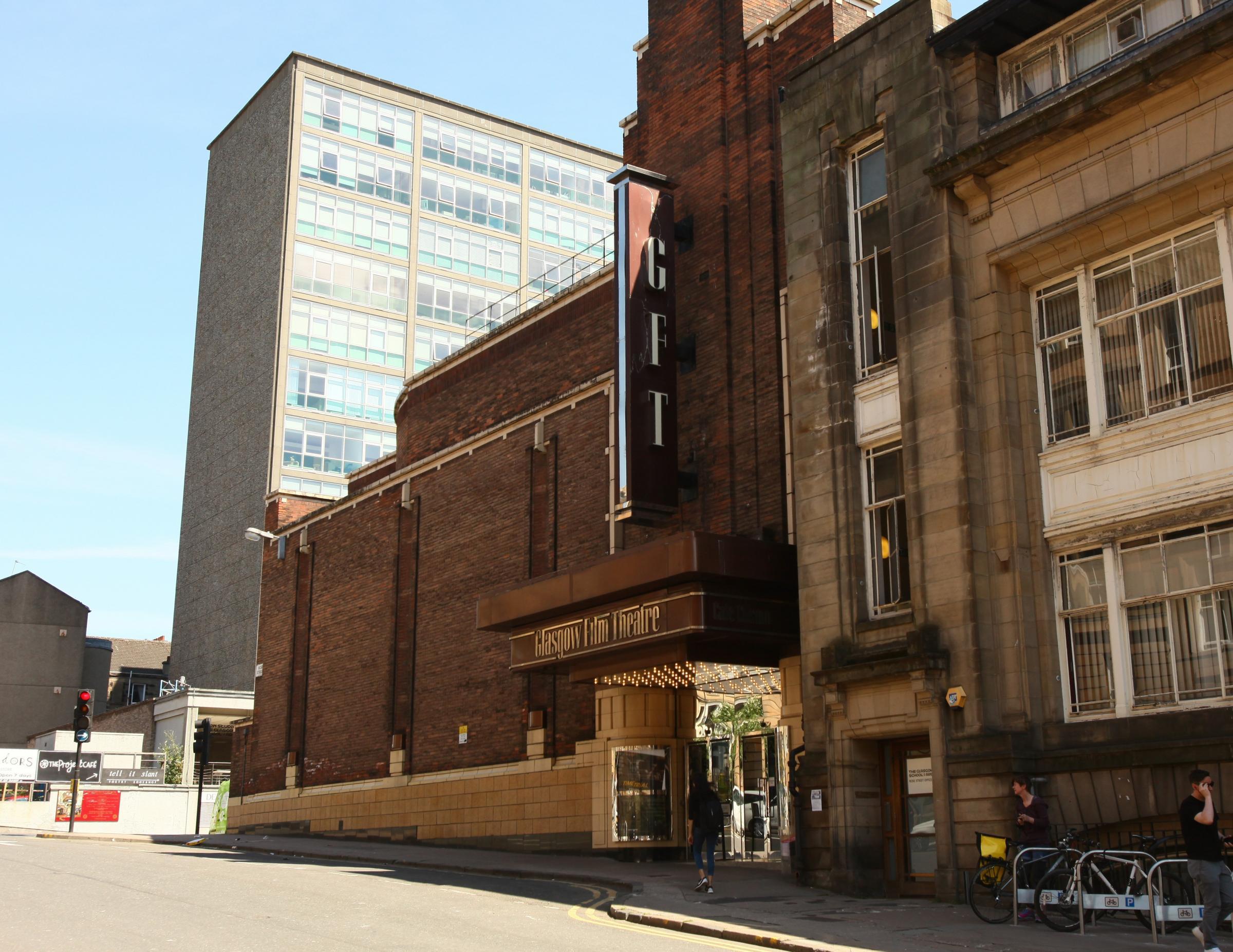Glasgow Film Theatre named in list of best UK cinemas