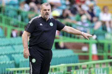 Celtic Champions League exit 'not catastrophic', says Ange Postecoglou