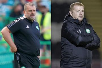 Neil Lennon: Celtic weren't ready in Champions League but Postecoglou will come good in time