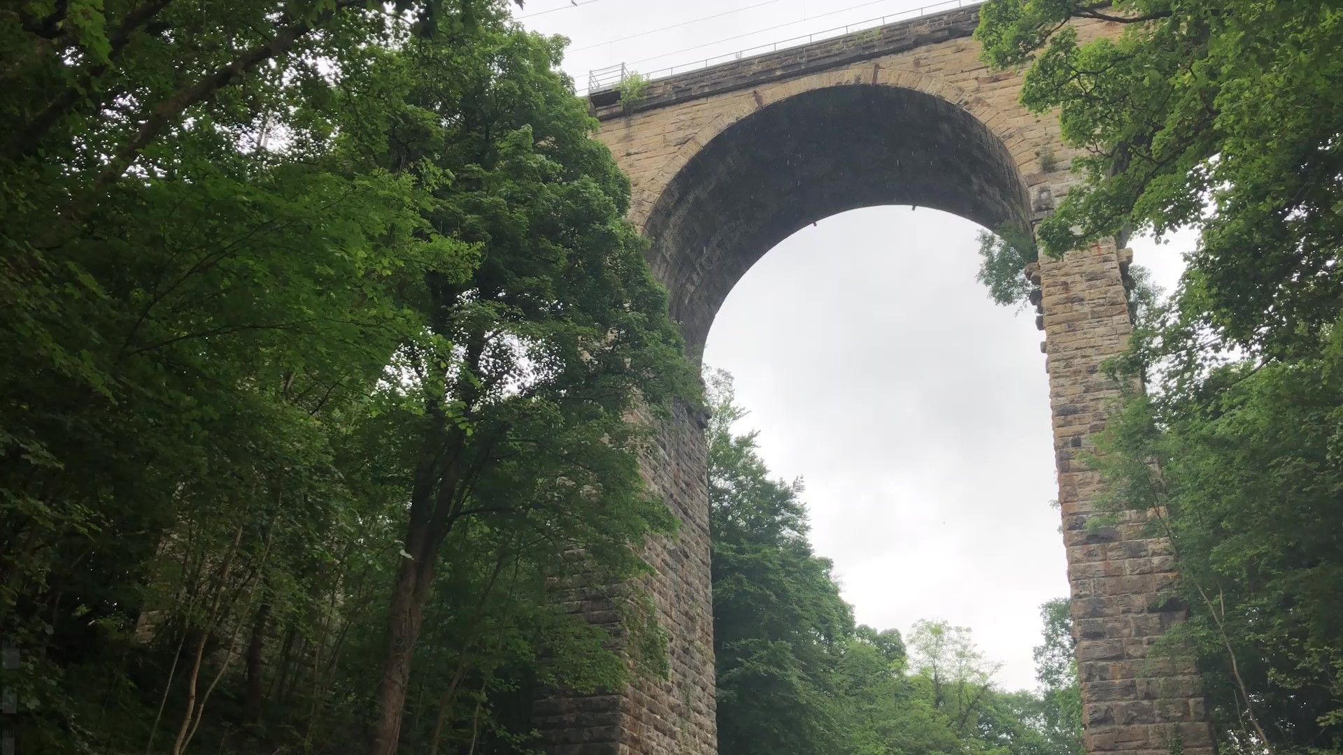 Million-pound protection works begin at North Lanarkshire viaduct