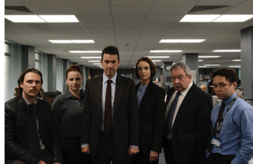 First look at Irvine Welsh's new TV drama Crime - and it was filmed in Glasgow