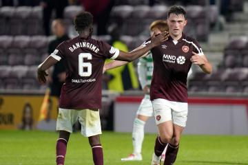 Five things we learned as Hearts piled the misery on for Celtic