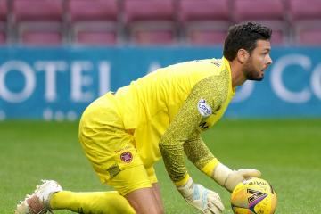'It does seem to come with the club': Hearts' Craig Gordon on the difficulties of life as a Celtic goalkeeper