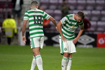 James Morgan: Why Celtic fans shouldn't be too worried despite Tynecastle defeat