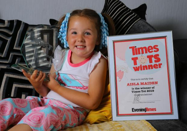 Times Tots: How to see your entry in this week's Glasgow Times
