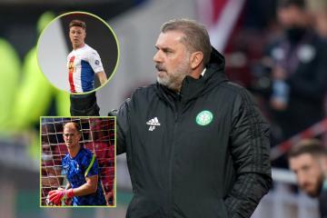 Ange Postecoglou hails 'top class' Celtic statement signings Joe Hart and James McCarthy