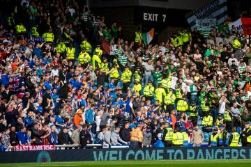 Celtic and Rangers given European boost as Glasgow City Council give 'thumbs up' for capacity crowds