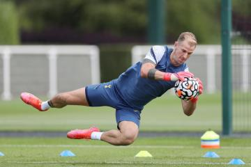 Ange Postecoglou says Joe Hart could be in line for his Celtic debut, and explains why James McCarthy has been left in Glasgow