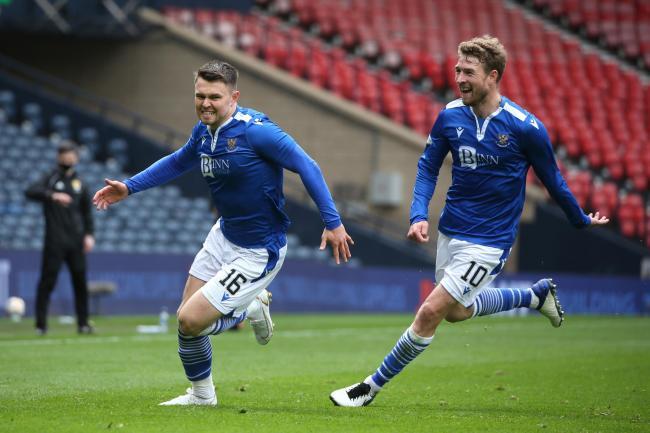 Rangers' Glenn Middleton closing in on St Johnstone switch