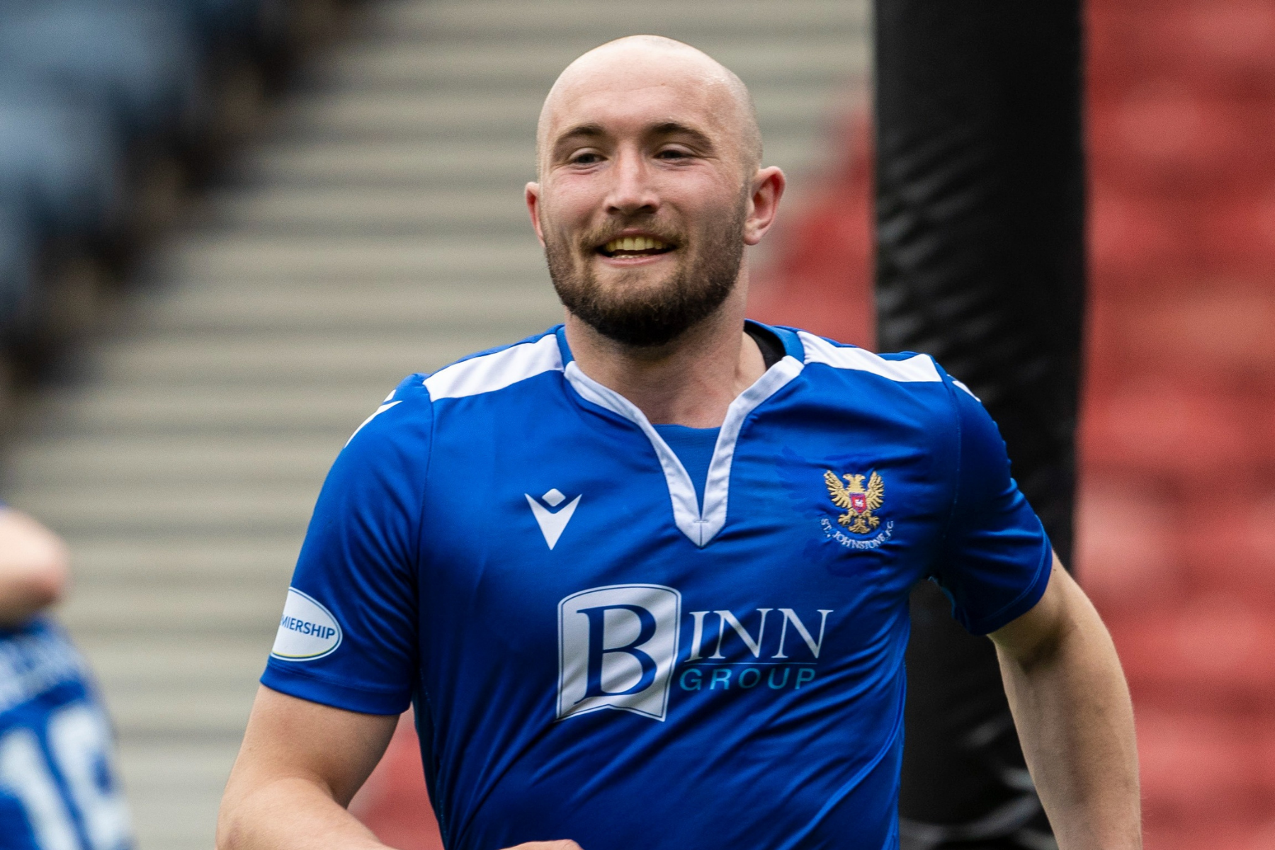 Chris Kane says St Johnstone's Galatasaray draw was as 'good a feeling' as cup double achievement