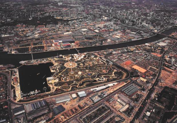 Glasgow Times: Glasgow Garden Festival, 1988. Photo: Glasgow City Archives.