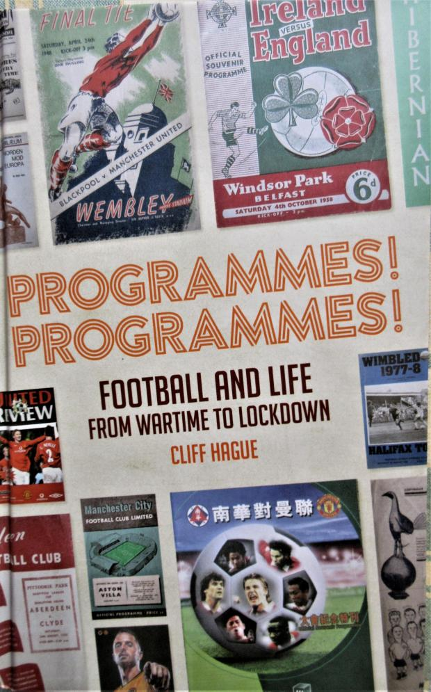 Glasgow Times: Program!  Programs!  Football and life from wartime to lockdown.