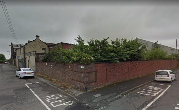 Glasgow Times: The Bildell Street site is currently empty.
