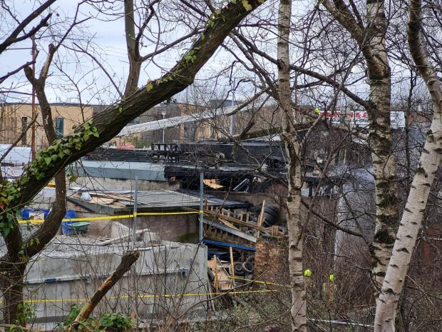 Glasgow Times: After the fire