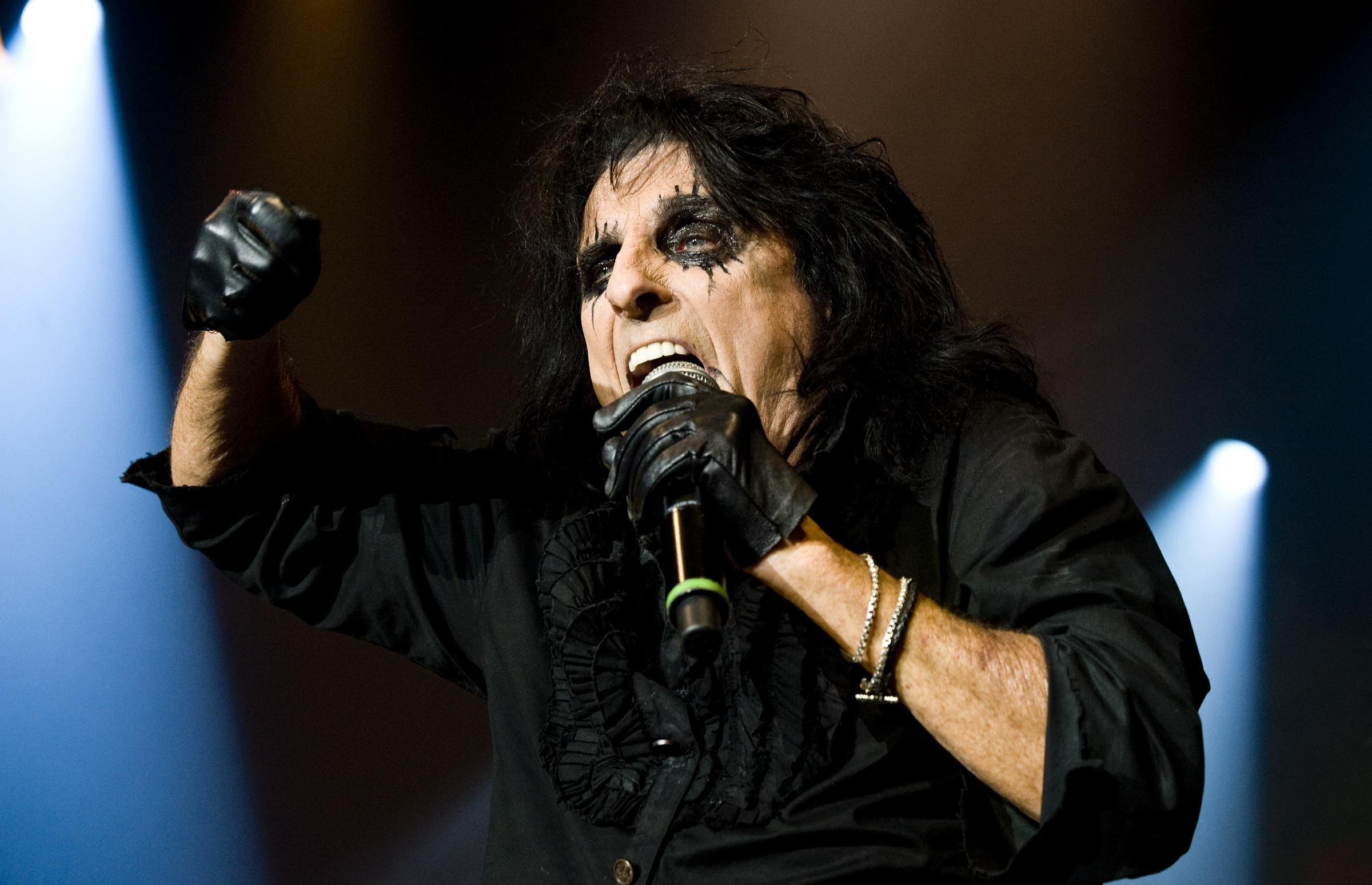 Alice Cooper and The Cult announce Glasgow Hydro tour date