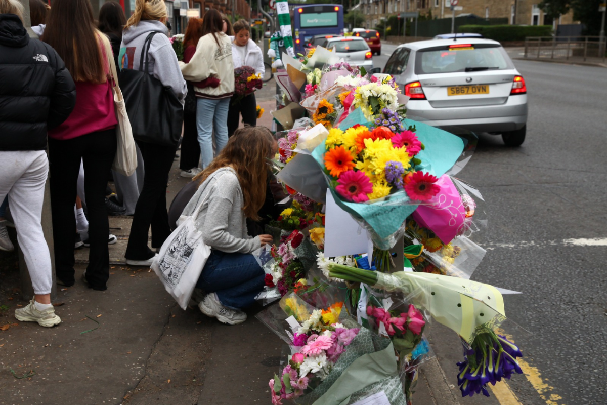 Aidan Pilkington: Celtic defender joins tributes for tragic teen who died in hit and run on Crow Road in Glasgow