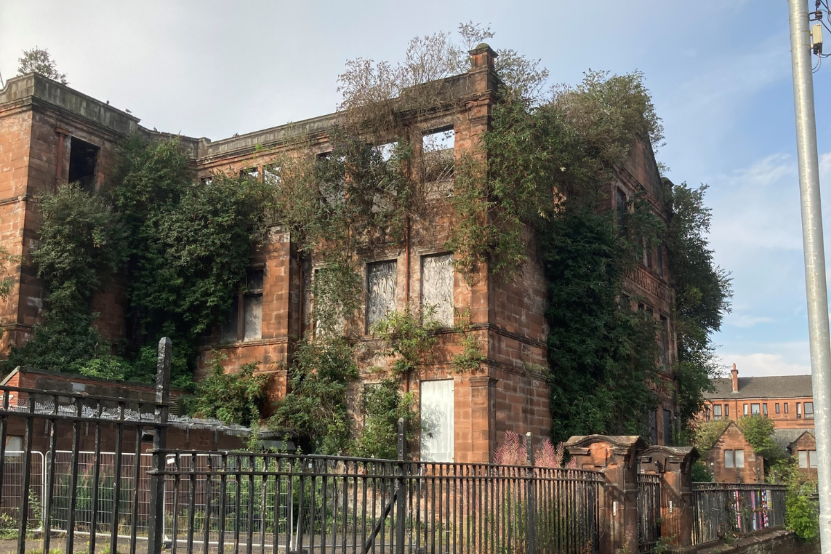 Bid to transform Glasgow's historic Haghill Primary into social housing