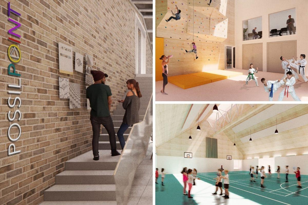 Green light for new Glasgow community centre in Possilpark