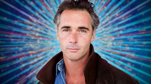 'I have no moves' - Greg Wise on why his Scottish clubbing days won't help on Strictly