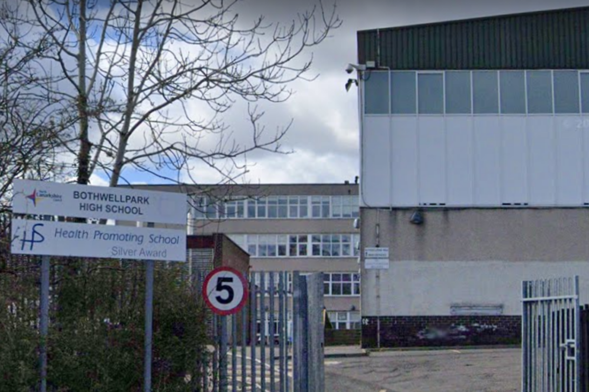 Bothwellpark School in Motherwell could be set to move
