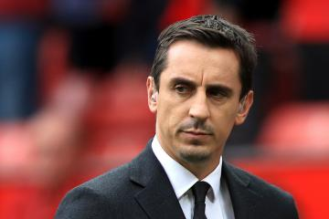 Alan Brazil blasts Gary Neville over Rangers claim and tells him to 'get stuffed'