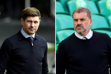 Rangers favourites ahead of Celtic for Europa League glory