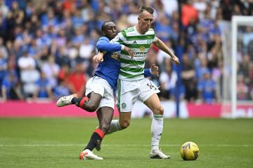 Fifty not out for David Turnbull at Celtic as attacker plans on getting back on track