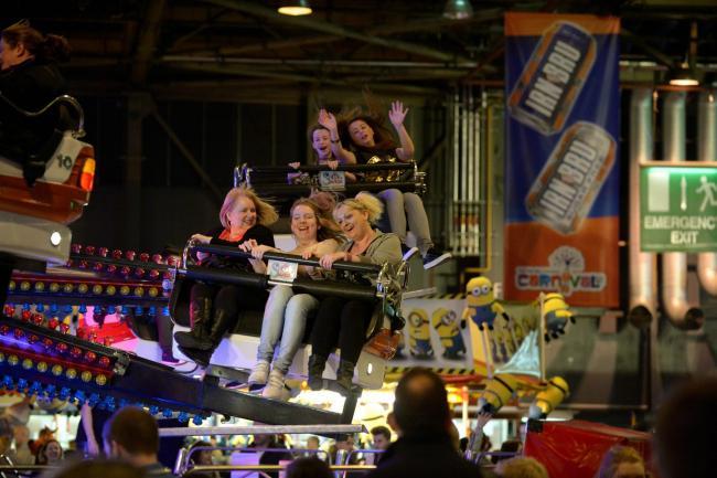 Glasgow's Irn-Bru Carnival tickets go on sale TODAY