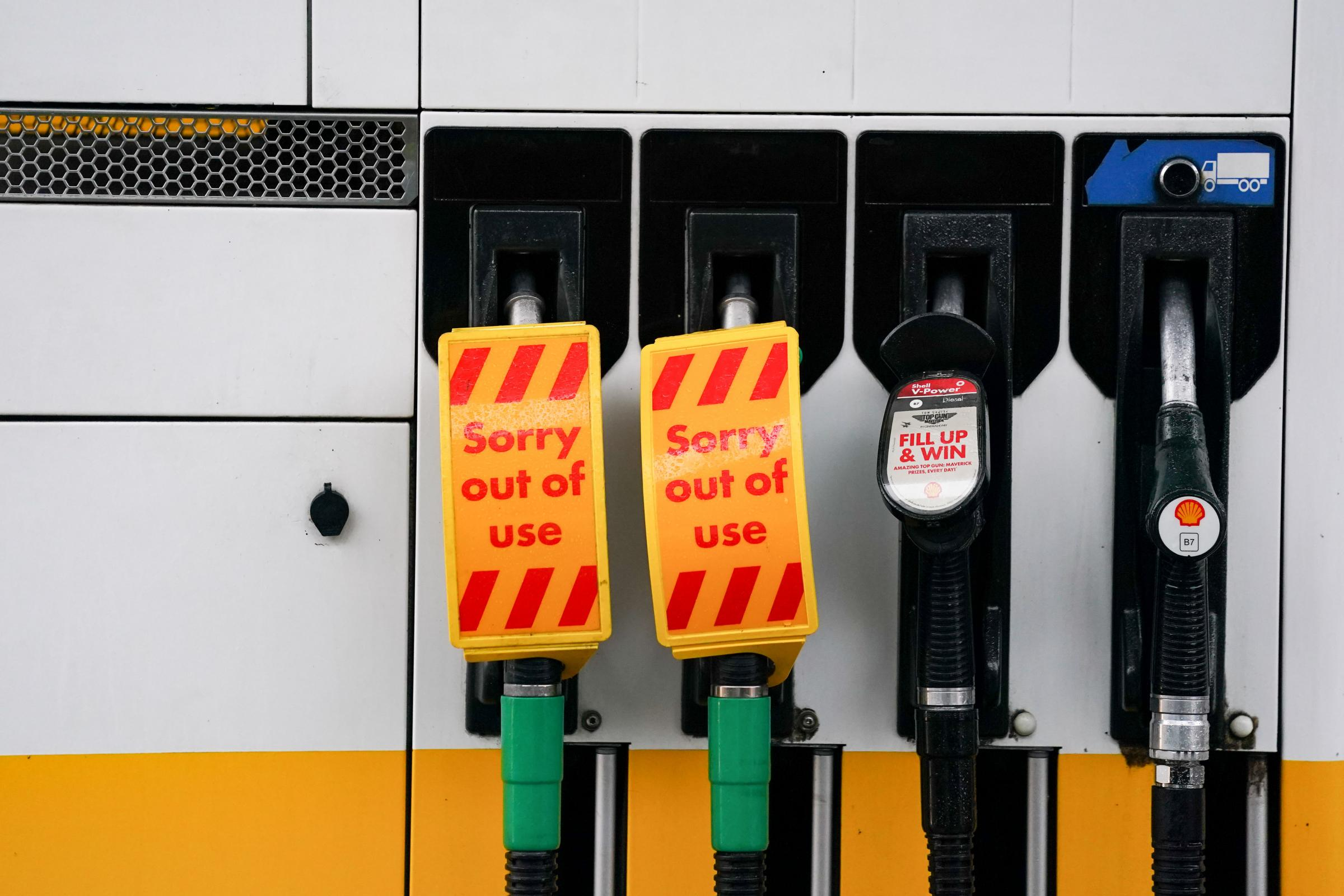 Fuel Scotland: Are there shortages in Scotland and what's causing queues?